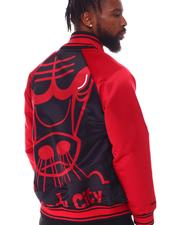 Mitchell & Ness - CHICAGO BULLS Colossal Jacket-2632930