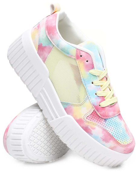Fashion Lab - Platform Sneakers