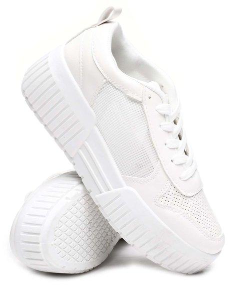 Fashion Lab - Platform Sneakers