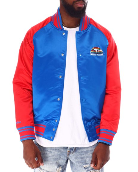 Mitchell & Ness - DENVER NUGGETS Colossal Jacket