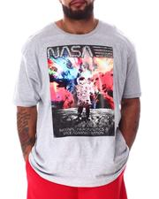 Akademiks - NASA Burst Over The Moon T-Shirt (B&T)-2634272