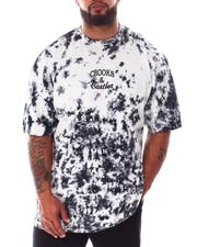 Crooks & Castles - Roses Tie Dye T-Shirt (B&T)-2634342