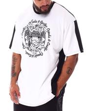 Crooks & Castles - Klepto Block T-Shirt (B&T)-2634346