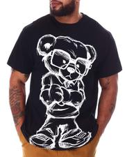 Hustle Gang - Frontline Knit T-Shirt (B&T)-2633465