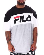 Fila - Tyrek Colorblock T-Shirt (B&T)-2633556