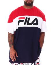 Fila - Tyrek Colorblock T-Shirt (B&T)-2633587
