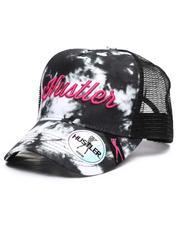 Dad Hats - Tie Dye Meshback W/ Script Logo Hat-2635397