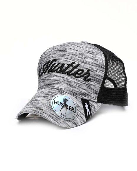 Hustler - Hustler Space Dye Snapback Hat