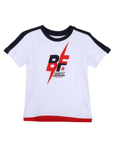 Born Fly - BF Ringer Tee (4-7)