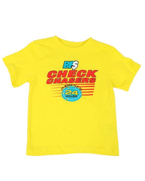 Born Fly - Check Chaser Tee (4-7)