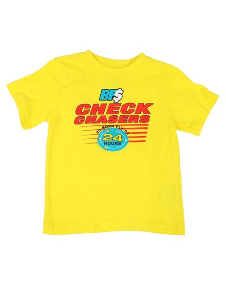 Born Fly - Check Chaser Tee (8-20)