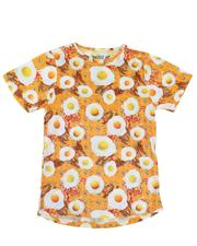 T-Shirts - Eggs & Bacon Sublimated Tee (8-20)-2634092