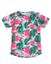 T-Shirts - Watermelon Sublimated Tee (8-20)-2634097