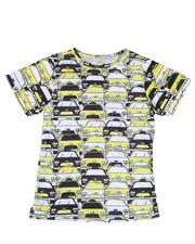 T-Shirts - Taxi Sublimated Tee (8-20)-2634107
