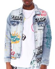Lifted Anchors - City Hall Denim Jacket-2636003