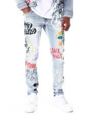 Lifted Anchors - City Hall Denim Pants-2636027