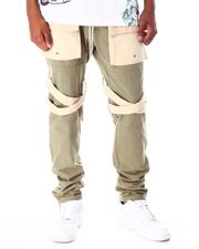 Lifted Anchors - Newport Strapped Cargo Pants-2636058