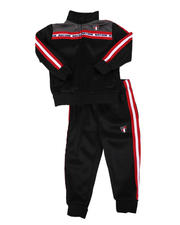 Sets - 2 Pc Track Jacket & Pants Set (2T-4T)-2632301