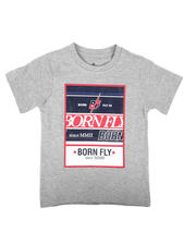 Born Fly - Graphic Tee (8-20)-2634145