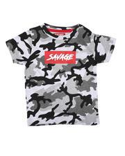 Sizes 2T-4T - Toddler - Savage Camo Print T-Shirt (2T-4T)-2634224