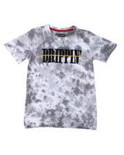 T-Shirts - Verbiage Graffiti T-Shirt (8-18)-2635347