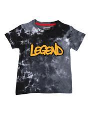 T-Shirts - Verbiage Graffiti Chenille Applique T-Shirt (8-18)-2635371