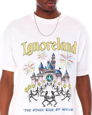 Lifted Anchors - Ignoreland Tee-2635894