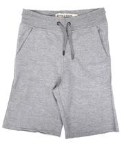 Bottoms - Cut Off French Terry Shorts (8-20)-2636219