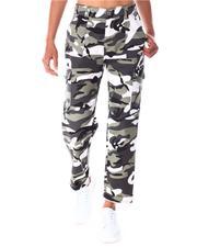 Bottoms - Camo Cargo Pants-2636356