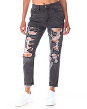 Bottoms - Distressed Skinny  Jeans-2635047