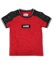 T-Shirts - Hype Streak Print Color Block T-Shirt (8-20)-2636504
