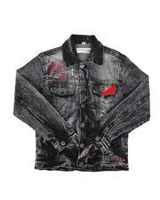 Outerwear - Rip & Repair Denim Jacket (8-20)-2636229