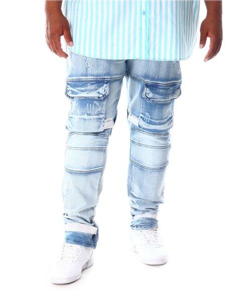 Buyers Picks - Premium Denim Cargo Pants (B&T)
