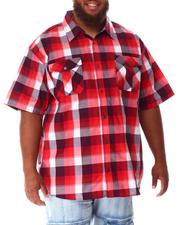 Buyers Picks - Plaid Woven Shirt (B&T)-2632168
