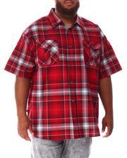 Buyers Picks - Plaid Woven Shirt (B&T)-2632408