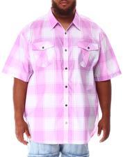 Buyers Picks - Plaid Woven Shirt (B&T)-2634526