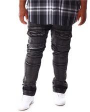 Jeans - Premium Denim Cargo Pants (B&T)-2631122