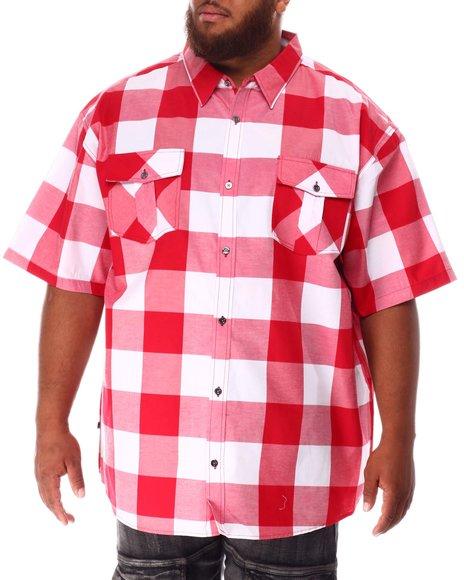 Buyers Picks - Yarn Dyed Plaid Woven Shirt (B&T)