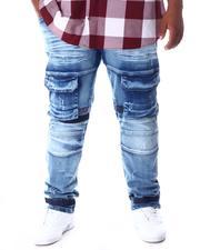 Jeans - Denim Premium Denim Cargo Pants (B&T)-2631079