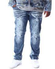 Jeans - Distressed Jeans (B&T)-2631133
