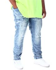 Jeans - Distressed Jeans (B&T)-2631147