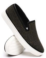 Buyers Picks - Sam Vulcanized Slip On W/Rhinestones Sneakers-2637518