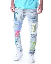 Jeans - Old English Script Jean-2637964