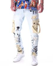 Jeans - DOODLE CARGO UTILITY JEANS-2637999