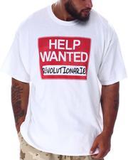 Big & Tall - Revolutionaries Wanted T-Shirt (B&T)-2637011