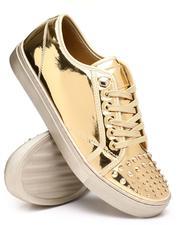 Footwear - Evans Studded Low Sneakers-2637577