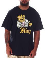 Big & Tall - Cash Is King T-Shirt (B&T)-2637995