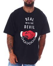 Big & Tall - Deal With The Devil T-Shirt (B&T)-2638084