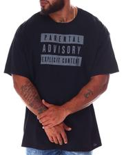 Big & Tall - Parental Advisory T-Shirt (B&T)-2638150