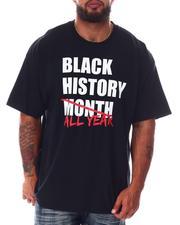 Buyers Picks - Black History All Year T-Shirt (B&T)-2637991